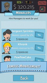 Geeks vs Gangsters - Idle Game screenshot 3
