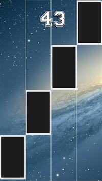 Moonlight - XTentacion - Piano Space screenshot 2