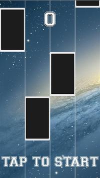 Me Niego - Reik - Piano Space poster