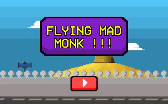 Flying Mad Monk poster