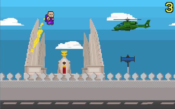 Flying Mad Monk screenshot 1