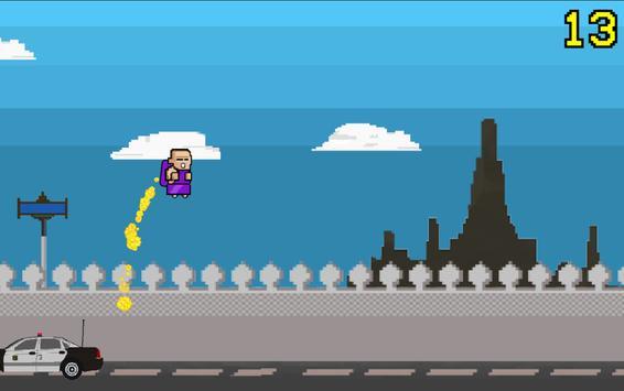 Flying Mad Monk screenshot 2