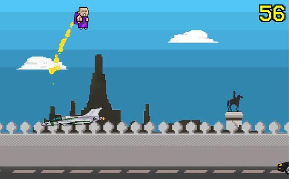 Flying Mad Monk screenshot 3
