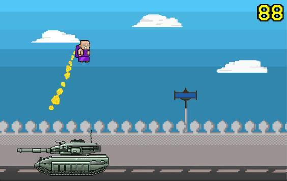Flying Mad Monk screenshot 4