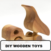 DIY Wooden Toys icon