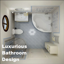 Luxurious Bathroom Design APK