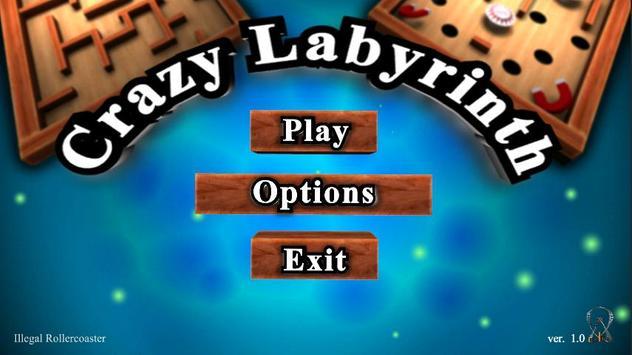 Crazy Labyrinth 3D - Lite screenshot 2