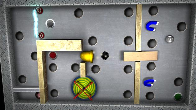 Crazy Labyrinth 3D - Lite screenshot 8