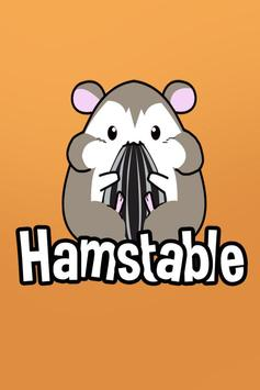 Hamstable poster