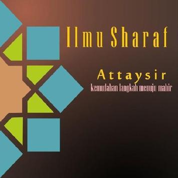 Ilmu Sharaf poster