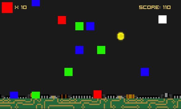 Red Pixel Dodge apk screenshot