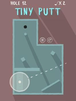 Tiny Putt apk screenshot