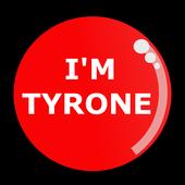I'm Tyrone icon
