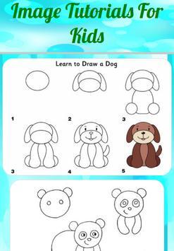 Image Tutorials For Kids screenshot 1
