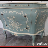 Images Of Chalk Painted Furniture icon