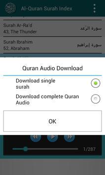 Al Quran MP3 Player القرآن screenshot 3
