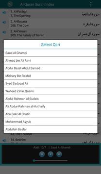 Al Quran MP3 Player القرآن screenshot 9