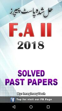 FA Part 1 & 2 Past Papers Solved Free – Offline screenshot 8