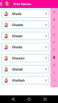 Malaysian Baby Names with Meaning screenshot 3