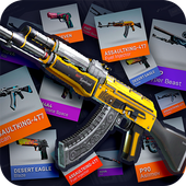 Case and Guns Simulator icon