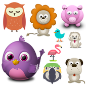 Animals & Birds - Wallpapers icon