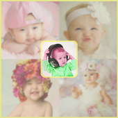 Kids & Babies. Cool Wallpapers icon