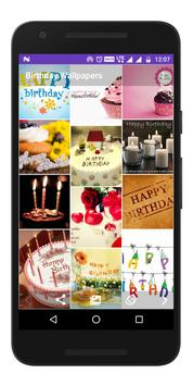 Birthday Wallpapers - Happy Birthday Images 2018 poster