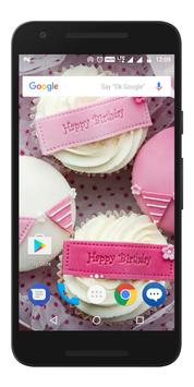Birthday Wallpapers - Happy Birthday Images 2018 apk screenshot