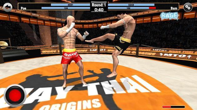 Muay Thai - Fighting Origins poster