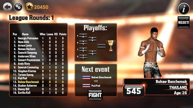 Muay Thai - Fighting Origins screenshot 13