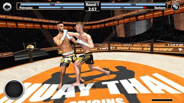 Muay Thai - Fighting Origins screenshot 11