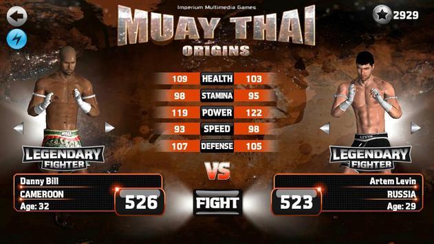 Muay Thai - Fighting Origins screenshot 12