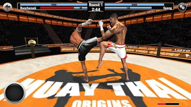 Muay Thai - Fighting Origins screenshot 1
