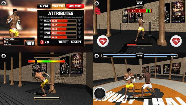 Muay Thai - Fighting Origins screenshot 23