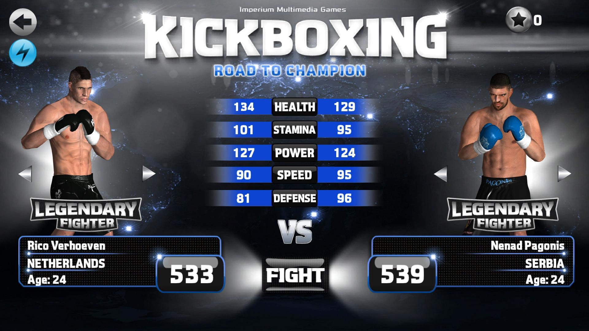 Kickboxing Fighting - RTC for Android - APK Download