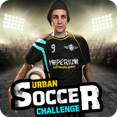 Urban Flick Soccer Challenge icon
