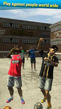 Urban Flick Soccer Challenge apk screenshot