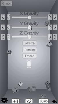 Ultra Realistic Dice Simulator apk screenshot