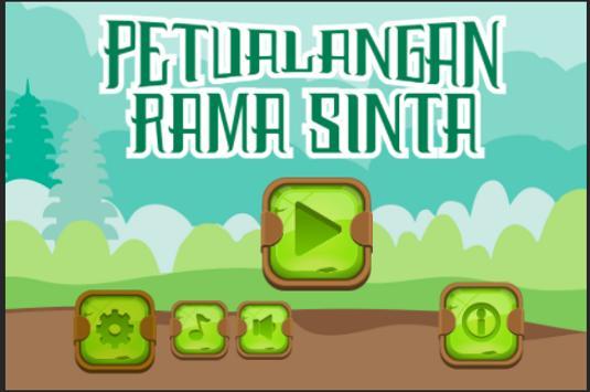 Petualangan Rama Sinta poster