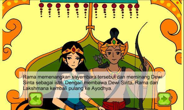 Petualangan Rama Sinta screenshot 1
