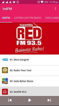 Radio IndFM poster