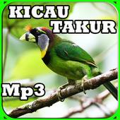 Kicau Burung Takur Mp3 icon