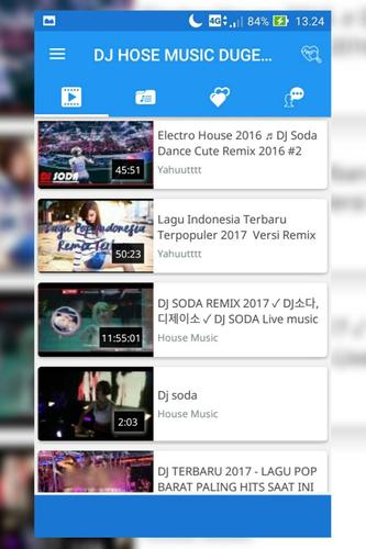 Dj House Music Dugem Full Bass Release For Android Apk Download