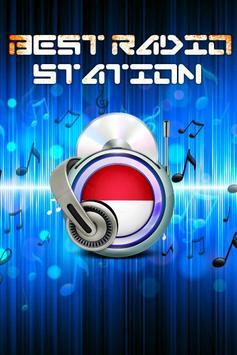 Indonesia Radio poster