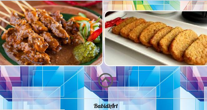 Indonesian Food Gallery apk screenshot