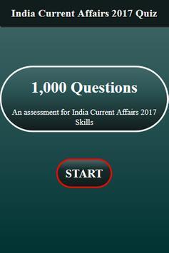India Current Affairs 2018 Quiz screenshot 1