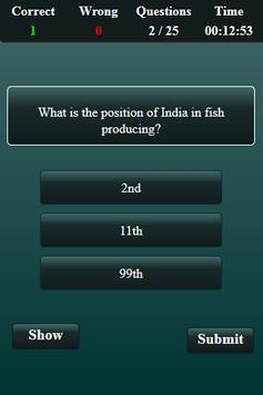 India Current Affairs 2018 Quiz screenshot 3