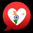 Indian WhatsUp - India's No. 1 Messenger App icon