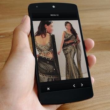 Indian Blouse Designs apk screenshot
