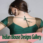 Indian Blouse Designs Gallery icon